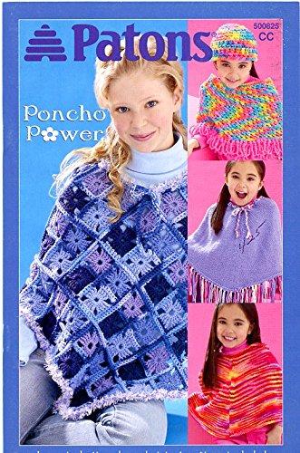 Patons Crochet Patterns - 8