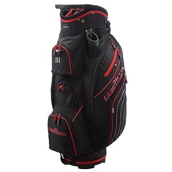 Bolsa para 14 palos de golf, de la marca Caddymatic, negro ...