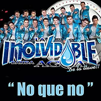 No Que No (Single) by La Inolvidable Banda Agua De La Llave on