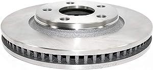 DuraGo BR55087 Front Vented Disc Brake Rotor, Standard