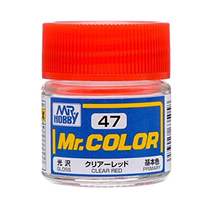 Color Solvent Based Acrylic Model Paint Be Novel In Design Hobby Mr Gsi Creos Mr