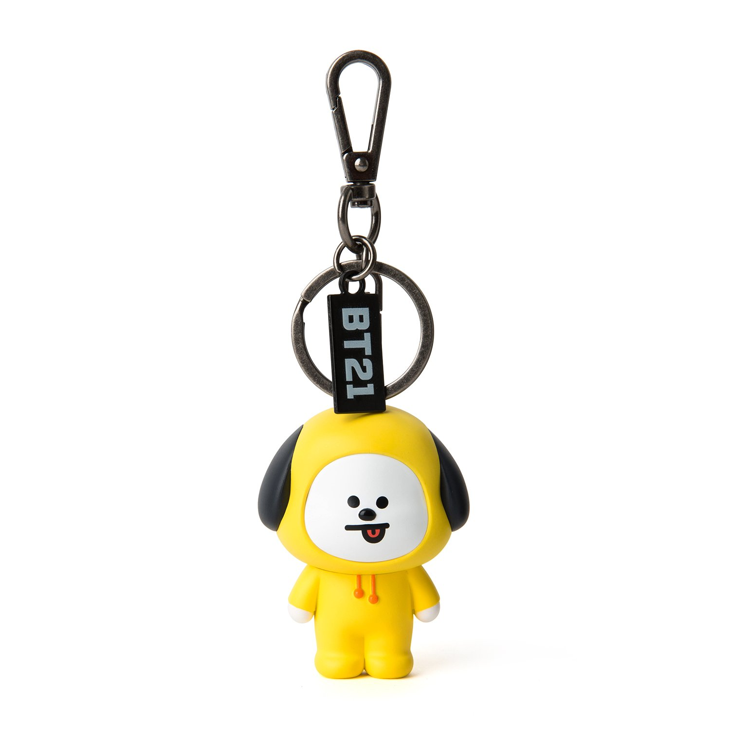 BT21 Chimmy Figure Key Ring One Size Authentic Product from Linefriends