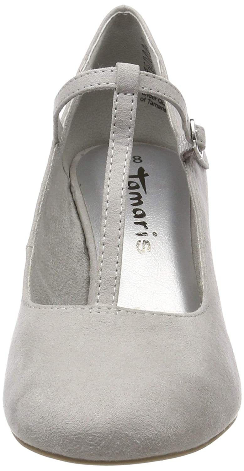 Tamaris Damen 24402 21 Mary Jane Halbschuhe: