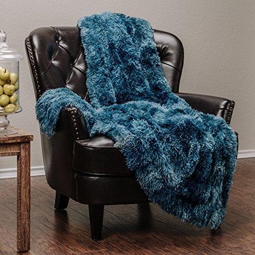 Chanasya Super Soft Shaggy Fuzzy Fur Fluffy Faux Fur Warm El