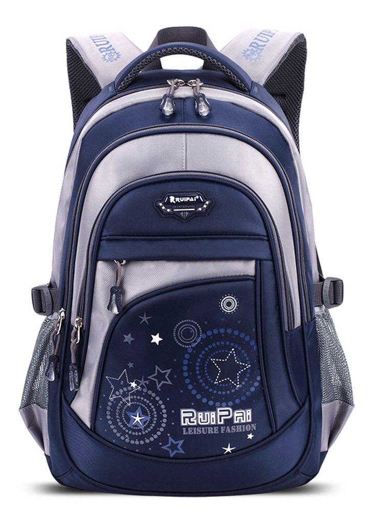 FreeMaster Kinderrucksäcke Schulrucksäcke Schultasche Daypacks Backpack für Kinder Mädchen Jungen Jugendliche Schulrucksäcke mit Gurt M/S 45 * 30 * 16/41 * 27 * 13 cm 22/15 Liters