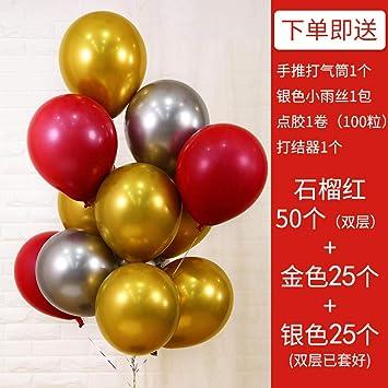 Decoración de cumpleaños Decoración de globos Red de bodas ...