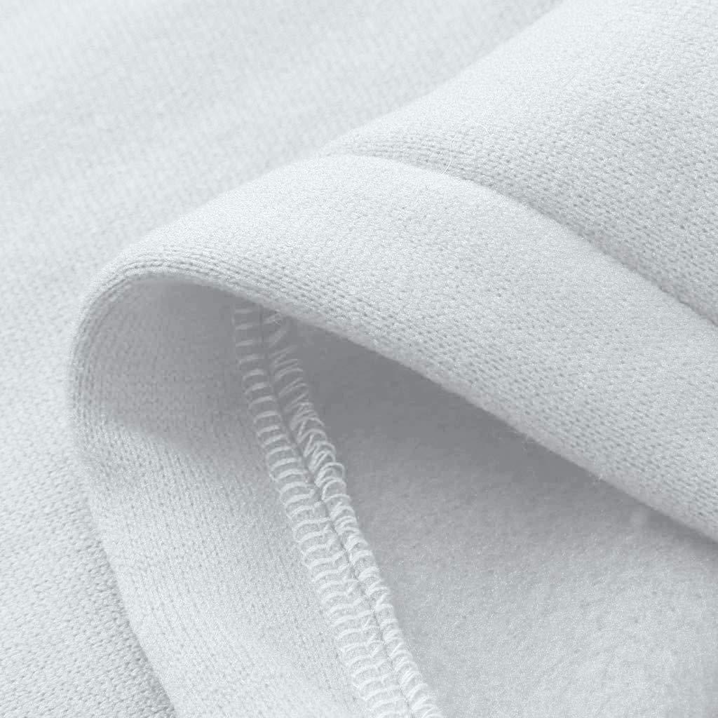Briskorry Womens Christmas Hoodie Ladies Casual Print Pullover Winter Long Sleeve Tunic Top Sweatshirt with Pockets