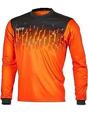 144053ed389f Mitre Children s Command Goalkeeper Football Match Day Shirt