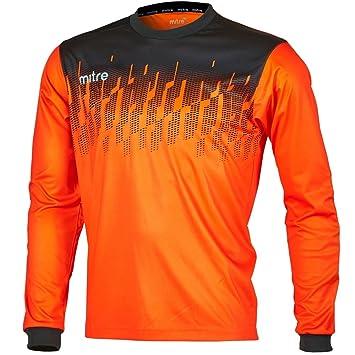 Mitre Hombres del Comando de Portero de fútbol Match Day Camiseta: Amazon.es: Deportes y aire libre