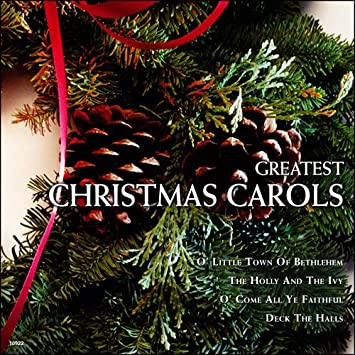 image unavailable image not available for color greatest christmas carols