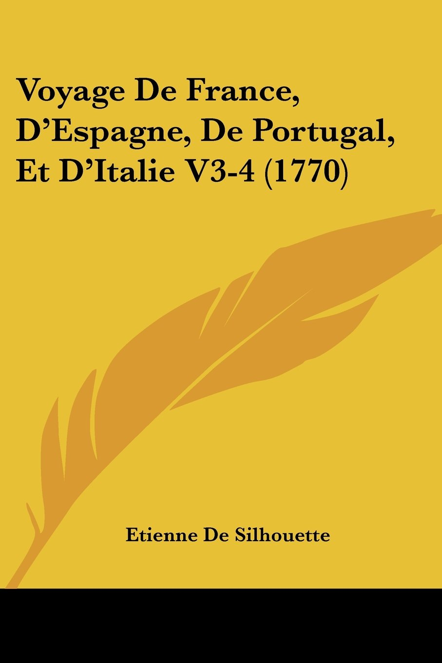 Download Voyage De France, D'Espagne, De Portugal, Et D'Italie V3-4 (1770) (French Edition) pdf epub