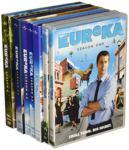 eureka dvd tv series - 1