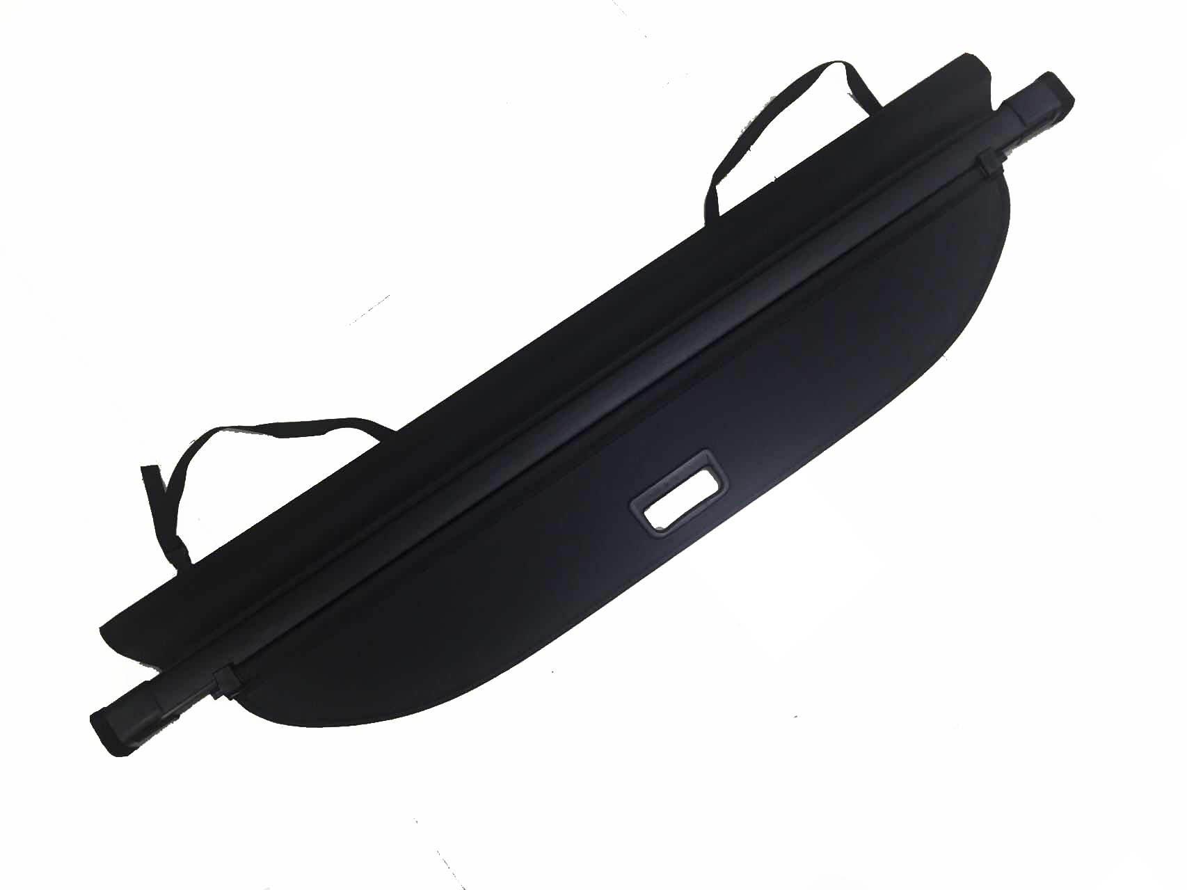 kaungka Cargo Cover Security Rear Trunk Cover Retractable Black for 2018 2019 GMC Terrain Chevrolet Equinox by Kaungka