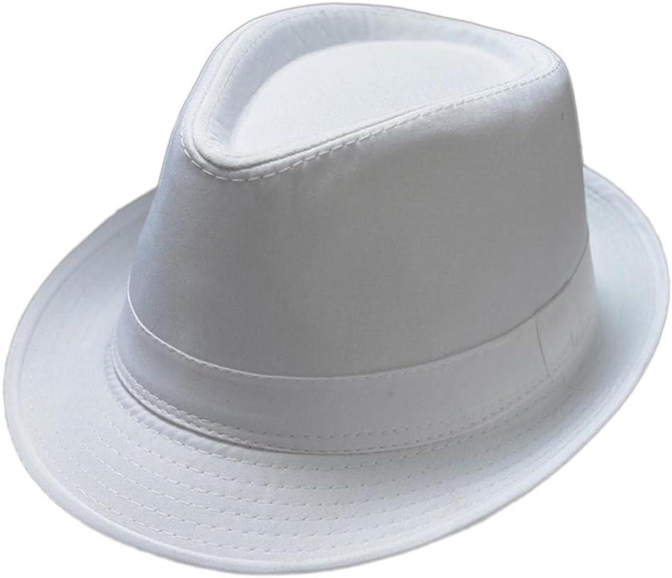 Skyeye Unisex Unisex Sombrero de Jazz Jacquard de Algodón Puro Sombrero de Panamá Sombrero de Visor Nuevo Turismo