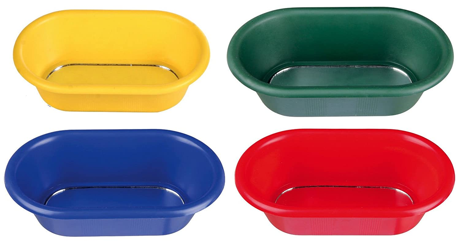 Trixie Bird Bathtubs with Mirror, Plastic, 14,5 x 8 cm (P)(T5390) Petbliss