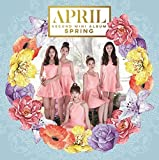 2ndミニアルバム - Spring (韓国盤)
