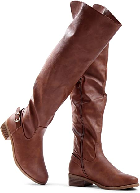 LUSTHAVE Women's W5 Over The Knee High