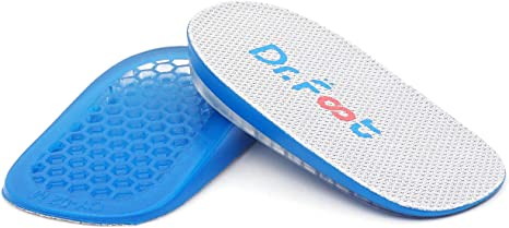 Heel Lift Inserts for Foot/'s Height Increase Insoles Dr Heel Cushion Inserts