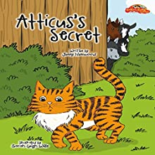Atticus's Secret: The Rainbow Riding School Audiobook by Jenny Henwood Narrated by Jenny Henwood