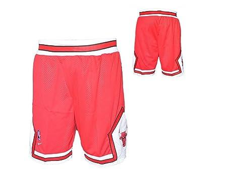 Pantaloncini NBA Swingman - Chicago Bulls - Rossi - Taglia XL ... 96f7dee8f18f
