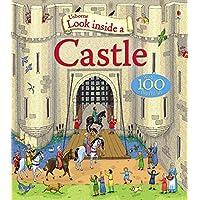 Look Inside a Castle (Usborne Look Inside) (Look Inside Board Books)