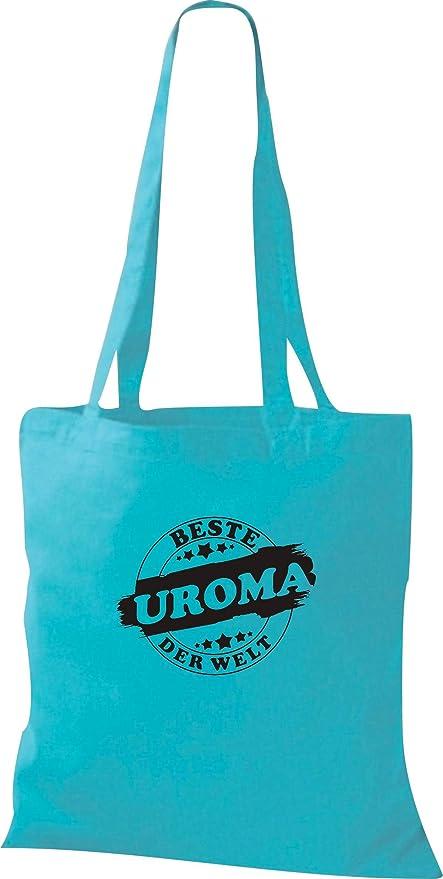 Beutel Tasche Shopper bester Onkel der Welt
