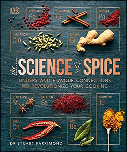 Book's Cover of The Science of Spice: Understand Flavour Connections and Revolutionize your Cooking (Anglais) Relié – 26 septembre 2018