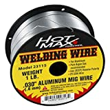 Hot Max 23115 .030-Inch Aluminum MIG Wire – 1#