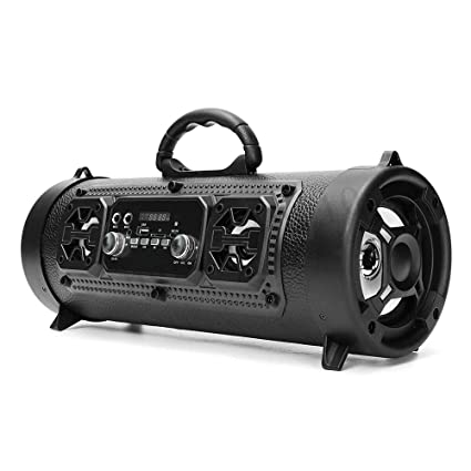 Wireless Portable bluetooth Speaker Super Bass Stereo Radio HIFI FM TF AUX USB