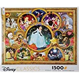 New from Ceaco: Disney Animated Movie Classics 1500 Piece Jigsaw Puzzle