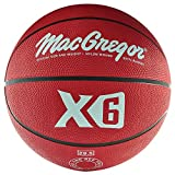 MacGregor Rubber Offical Basketball (Red)
