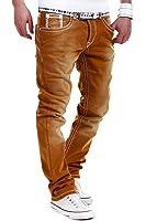 MT Styles Jeans Straight-Fit Hose RJ-133
