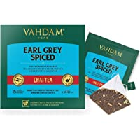 VAHDAM, Earl Grey Masala Chai Tea Bag |