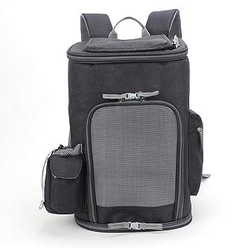 Amazon.com: UFD - Bolso bandolera para mascotas, bolsa de ...