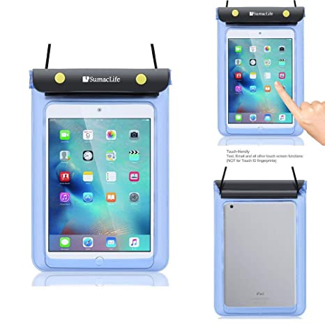 Amazon.com: 8 Inch Waterproof Pouch Carrying Case Dry Bag ...