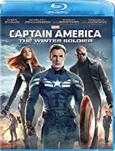 Captain America: The Winter Soldier [Blu-ray] (Bilingual)