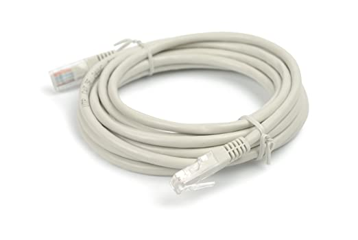 7 opinioni per Cavo rete Ethernet Cat5 RJ45 LAN UTP, 5 m