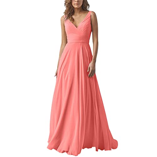 Cheap Coral Bridesmaid Dresses | Coral Bridesmaid Dresses Amazon Com