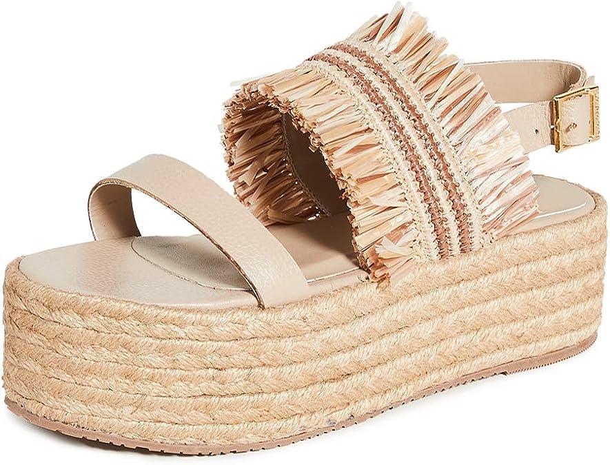 KAANAS Women's Fiji Flatform Sandals