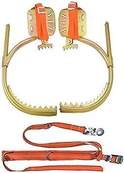 SJASD Herramienta para Trepar Árboles con Cinturones De ...