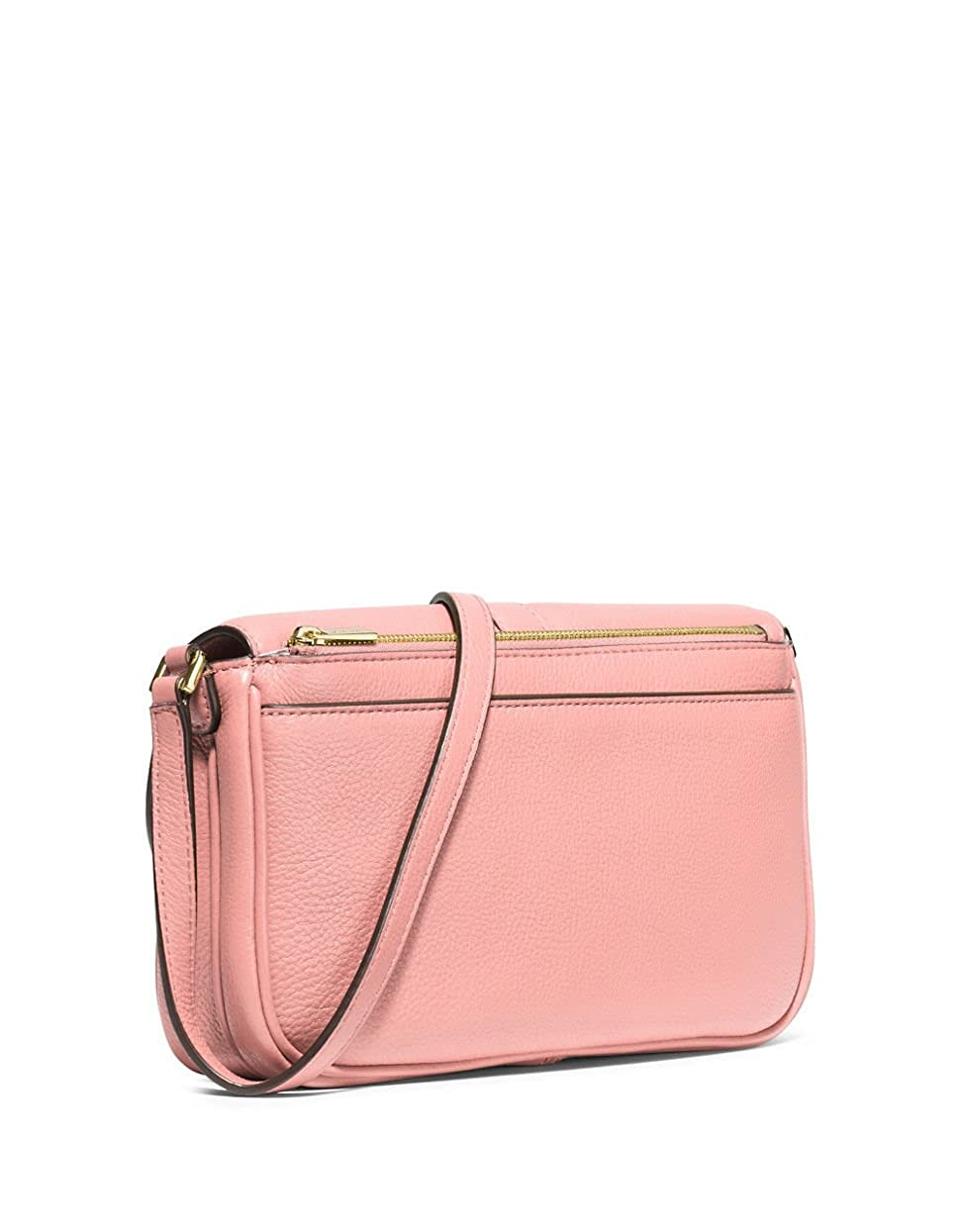 b99bb3bfae43 MICHAEL Michael Kors Charlton Large Crossbody (Pale Pink): Handbags:  Amazon.com