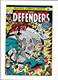 the dream app - DEFENDERS #6 [1973 NM-]