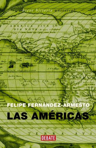 Descargar Libro Las Américas: Historia De Un Hemisferio Felipe Fernandez-armesto