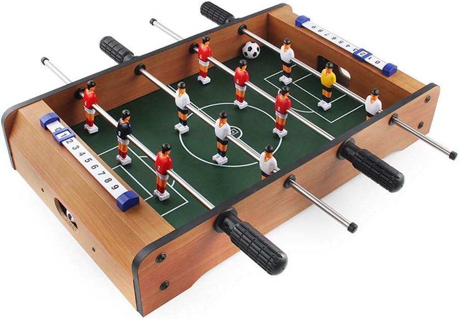 Mesa de futbolín Tableros de futbolín fútbol Mini fútbol de Mesa futbolín de Mesa for Adultos y niños recreativo portátil de Mano Fútbol Futbolín Tabla de futbolín para Adultos y niños: Amazon.es:
