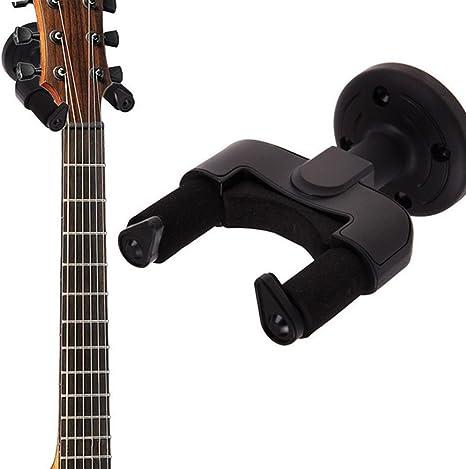 OWIKAR - Soporte de pared para guitarra, soporte de pared para la ...