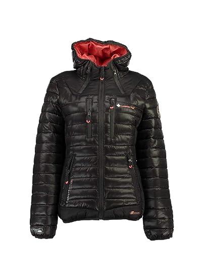 official supplier sale usa online new cheap Canadian Peak - Doudoune Femme Blondat Taupe foncé-Taille ...