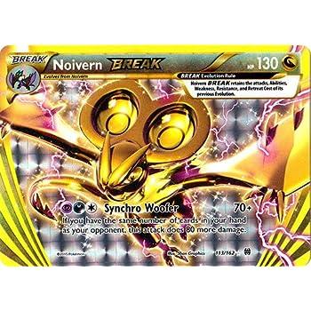 Pokemon - Noivern-BREAK (113/162) - XY BREAKthrough