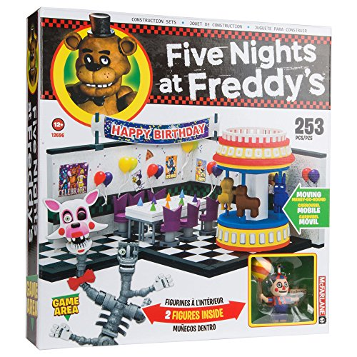 McFarlane Toys Five Nights At Freddys Game-Area-Construction-Building-Kit