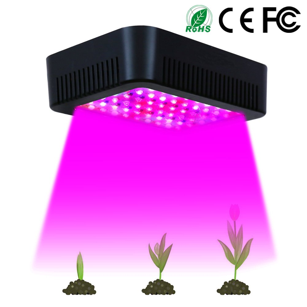 Amazon wattshine 300w led hydroponics grow system lighting amazon wattshine 300w led hydroponics grow system lighting fixtures full spectrum led grow lights with uvir high efficient and energy saving plants arubaitofo Choice Image