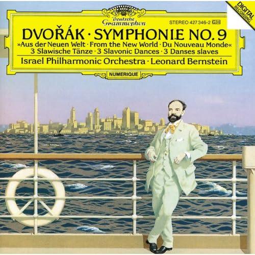 Leonard Bernstein: Sinfonia dal Nuovo Mondo e Danze Slave - Deutsche Grammophon